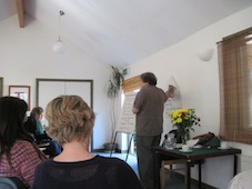 Practitioner Courses. ernesto teaching